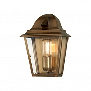 Настенны фонарь Elstead Lighting ST JAMES ST JAMES BRASS